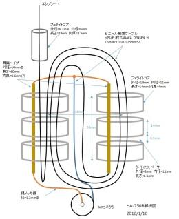 HA-750B図面